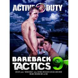 Bareback Tactics #9 DVD (Active Duty) (19631D)