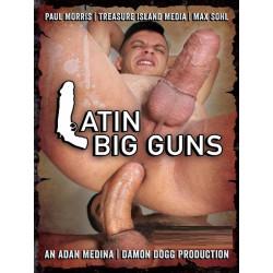 Latin Big Guns DVD (Treasure Island) (19673D)