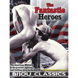The Fantastic Heroes DVD (Bijou) (19649D)