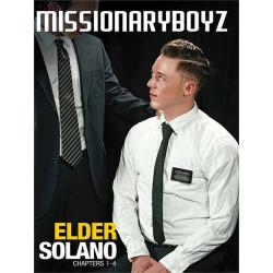 Elder Solano DVD (Missionary Boyz) (19621D)