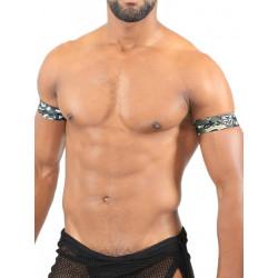 TOF Biceps 2 Bands Camo Khaki (T7541)