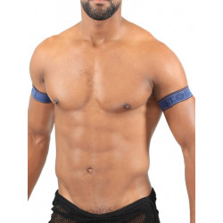 TOF Biceps 2 Bands Jeans Blue (T7539)