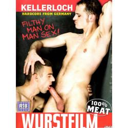 Kellerloch DVD (R18)  (Wurstfilm) (19701D)