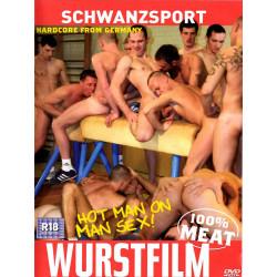 Schwanzsport DVD (R18) (Wurstfilm) (19702D)