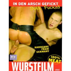 Butt Fucked - In Den Arsch Gefickt DVD (R18) (Wurstfilm) (19708D)