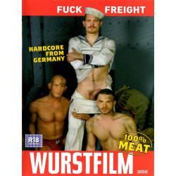 Fuck Freight / Fickfracht DVD (R18) (Wurstfilm) (19707D)