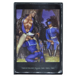 Tom of Finland Magnet Blue Sailor (T5790)