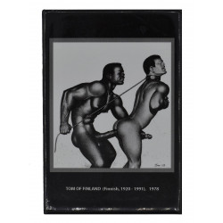 Tom of Finland Magnet Black/Asian (T5791)