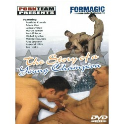 The Story of a Young Champion DVD (05881D)