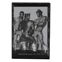 Tom of Finland Magnet Tom`s Bike (T5794)