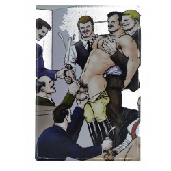 Tom of Finland Magnet Businessmen 2 (T5800)