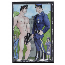Tom of Finland Magnet Nightstick (T5812)