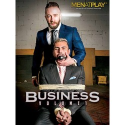 Business Vol. 1 DVD (Men At Play) (19748D)