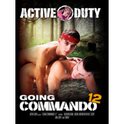 Going Commando #12 DVD (Active Duty) (19693D)