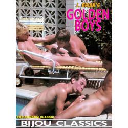 J. Brian`s Golden Boys DVD (Bijou) (19723D)