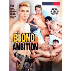 Blond Ambition DVD (Staxus) (19848D)