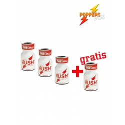 3 + 1 Rush WHITE 9ml Liquid Incense (Aroma) (P0201)