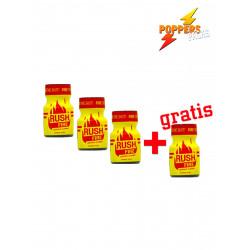 3 + 1 Rush FIRE 10ml Liquid Incense (Aroma) (P0203)
