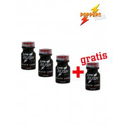 3 + 1 Rush BLACK 9ml Liquid Incense (Aroma) (P0202)