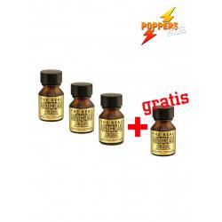 3 + 1 Real Amsterdam 10 ml Liquid Incense (Aroma) (P0205)