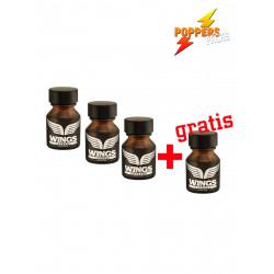 3 + 1 WINGS 10 ml Liquid Incense (Aroma) (P0208)