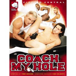 Coach My Hole DVD (Raging Stallion Fetish & Fisting) (19718D)