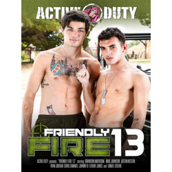 Friendly Fire #13 DVD (Active Duty) (19867D)