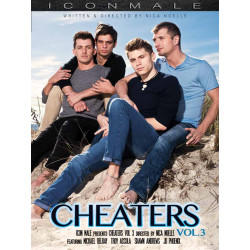 Cheaters #3 (Icon Male) DVD (Icon Male) (19763D)
