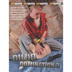 Dildo Domination #3 DVD (Boynapped) (19895D)