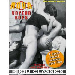 NOVA - Voyeur Boys DVD (Bijou) (19754D)