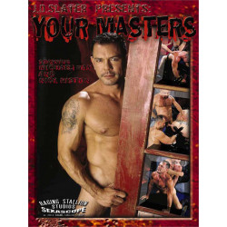 Your Masters DVD (Raging Stallion Fetish & Fisting) (19728D)
