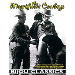 The Magnificient Cowboys DVD (Bijou) (19755D)