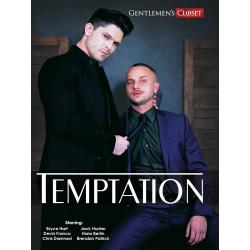 Temptation DVD (Gentlemen's Closet) (19642D)