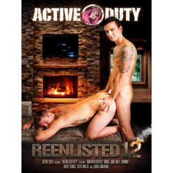 Reenlisted #12 DVD (Active Duty) (19678D)