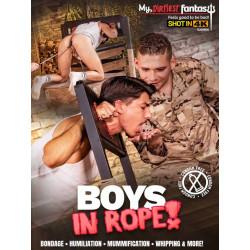 Boys in Rope DVD (My Dirtiest Fantasy) (20019D)