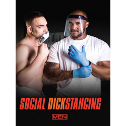 Social Dickstancing DVD (MenCom) (19993D)