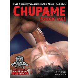 TIM Suck #8 - ChupaMe (Suck Me) DVD (Treasure Island) (19943D)