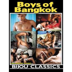 Boys of Bangkok DVD (Bijou) (19914D)