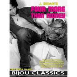 Four More Than Money DVD (Bijou) (19915D)