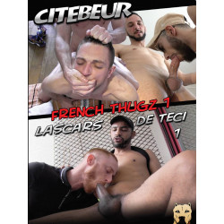Lascars de Teci - French Thugz #1 DVD (Citebeur) (18062D)