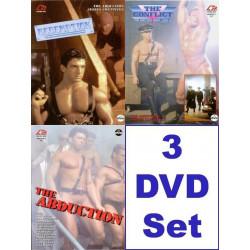 Abduction 1,2,3 3-DVD-Set (Falcon) (01311D)