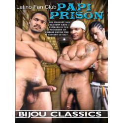 Papi Prison DVD (Bijou) (20079D)