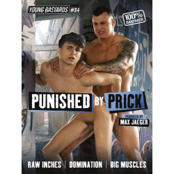 Punished By Prick DVD (Young Bastards) (19891D)