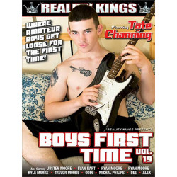 Boys First Time #19 DVD (Reality Kings) (20119D)