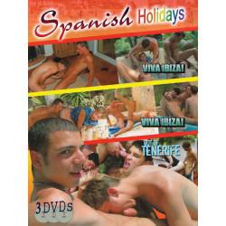 Spanish Holidays 3-DVD-Set (Foerster Media) (19523D)
