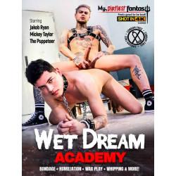 Wet Dream Academy DVD (My Dirtiest Fantasy) (20152D)