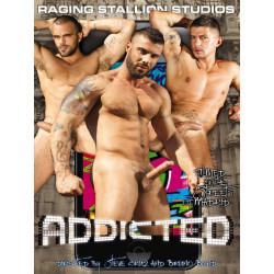 Addicted (Raging Stallion) DVD (Raging Stallion) (08832D)