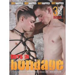 Boys In Bondage 3-DVD-Set (Boynapped) (20208D)