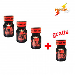 3 + 1 Rush Black FIRE 10ml Liquid Incense (Aroma) (P0218)