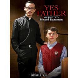 Yes Father #2 - Blessed Sacrament DVD (Bareback Network) (20217D)